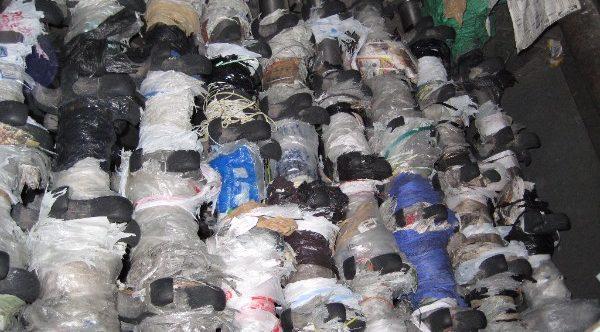 Plastic Bags Contamination