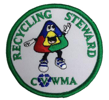 Reduce, Reuse, Recycle Special Patch