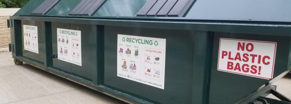 Drop-off Recycling